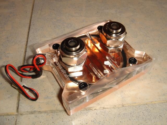 Montá tu propia refrigeración líquida