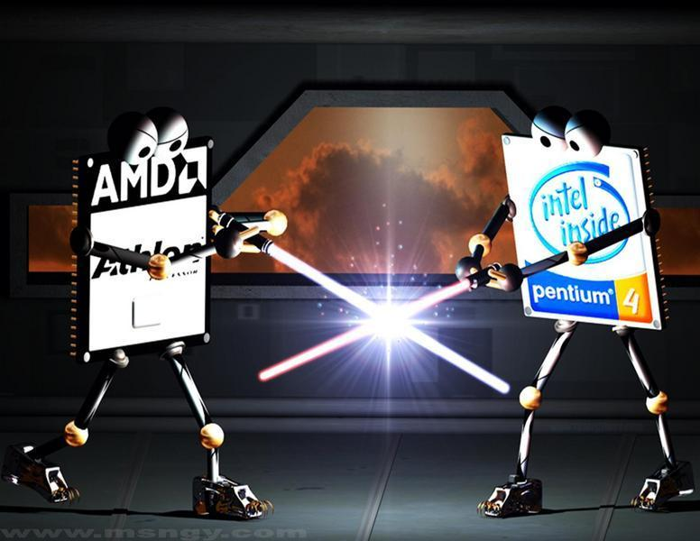 que es mejor AMD o intel